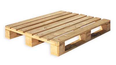Pallet gỗ 4 hướng nâng